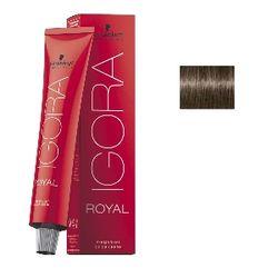 Igora Royal 7-1 Крем-краска Средний русый сандрэ