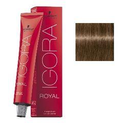 Igora Royal 7-0 Крем-краска Средний русый натуральный