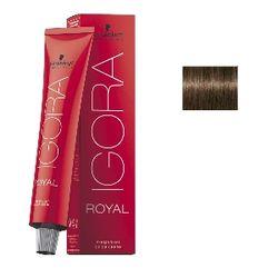 Igora Royal 6-00 Крем-краска Темный русый натуральный экстра