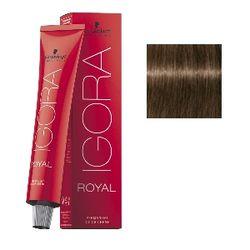 Igora Royal 6-0 Крем-краска Темный русый натуральный