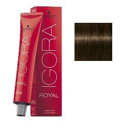 Igora Royal 5-0 Крем-краска Светлый коричневый натуральный