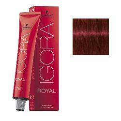 Igora Royal 5-5 Крем-краска Светлый коричневый золотистый