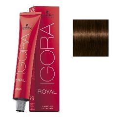 Igora Royal 4-5 Крем-краска Средний коричневый золотистый