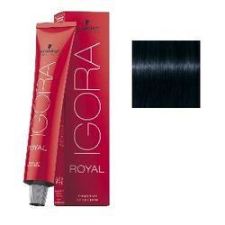 Igora Royal 1-1 Крем-краска Черный сандрэ