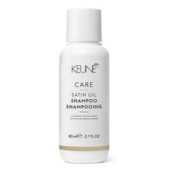 Шампунь Шелковый уход / CARE Satin Oil Shampoo, 80 мл