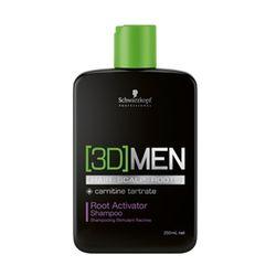 [3D]MEN Шампунь, активизирующий рост волос