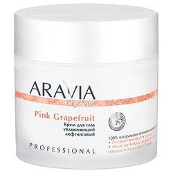 Organic Крем для тела увлажняющий лифтинговый Pink Grapefruit, 550 мл