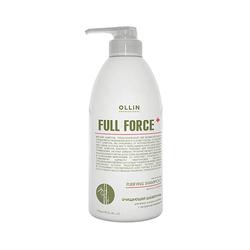 Full Force Очищающий шампунь для волос и кожи головы с экстрактом бамбука, 750 мл