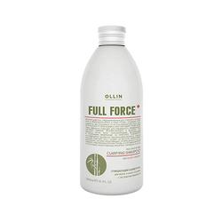 Full Force Очищающий шампунь для волос и кожи головы с экстрактом бамбука, 300 мл