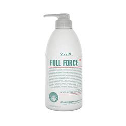 Full Force Увлажняющий шампунь против перхоти с экстрактом алоэ, 750 мл