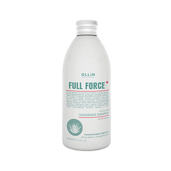 Full Force Увлажняющий шампунь против перхоти с экстрактом алоэ, 300 мл