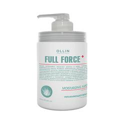Full Force Увлажняющая маска с экстрактом алоэ, 650 мл