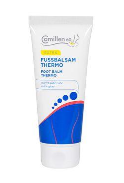 Fussbalsam Thermo Бальзам для ног согревающий, 100 мл
