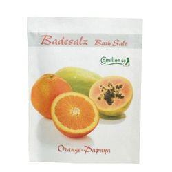 Соль для ножных ванн апельсин, папайя, восстанавливающая саше