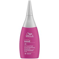 Лосьон Creatine+ Wave для окрашенных и чувствительных волос, 75 мл