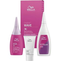 Набор Creatine+ Wave для нормальных и жестких волос