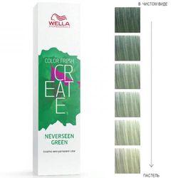 Краска Color Fresh Create, тропический зеленый, 60 мл