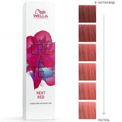 Краска Color Fresh Create, новый красный, 60 мл