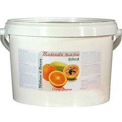Соль для ножных ванн апельсин, папайя, восстанавливающая
