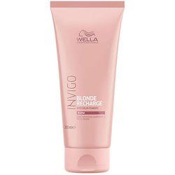 Invigo Blonde Reсharge Оттеночный бальзам-уход для теплых светлых оттенков