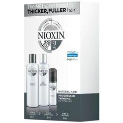 Набор Nioxin Система 2 для натуральных истонченных волос