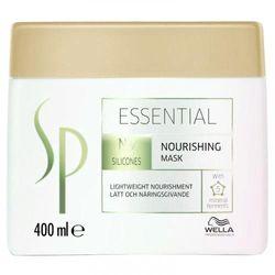 Маска питательная Essential для всех типов волос, 400 мл