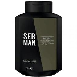 Шампунь освежающий The Boss для увеличения объема волос, 250 мл