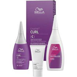Набор Creatine+ Curl для окрашенных и чувствительных волос