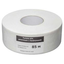 Рулон для депиляции с перфорацией (белый), 85 м