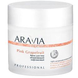 Organic Крем для тела увлажняющий лифтинговый Pink Grapefruit, 300 мл