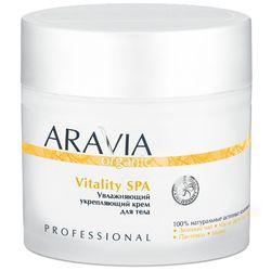 Organic Увлажняющий укрепляющий крем Vitality SPA, 300 мл