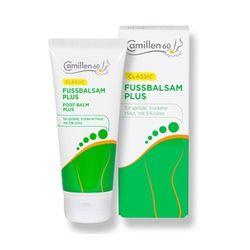 Fussbalsam Plus Бальзам для стоп интенсивный