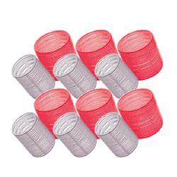 Бигуди Big Velcro Roller 65 мм красные 6 шт