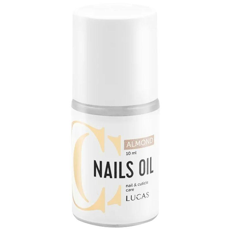 Масло для ногтей и кутикулы, CC Nails Oil Almond