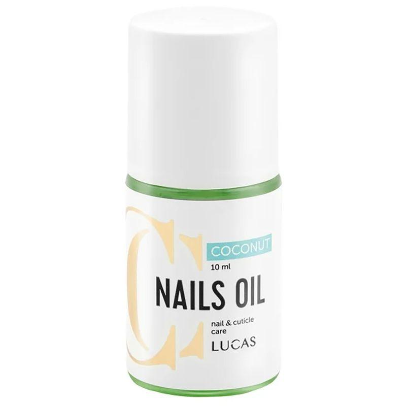 Масло для ногтей и кутикулы, CC Nails Oil Coconut, 10 мл