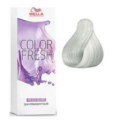 Color Fresh Silver Оттеночная краска 0/89 жемчужный сандрэ