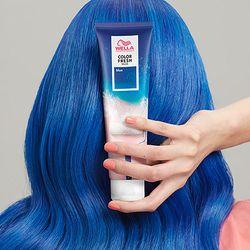 Маска оттеночная Color Fresh Mask Синий, 150 мл