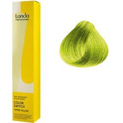 Color Switch Краска оттеночная для волос, холодный желтый