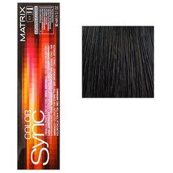 Color Sync Крем-краска для волос 1А, иссиня-черный пепельный, 90 мл