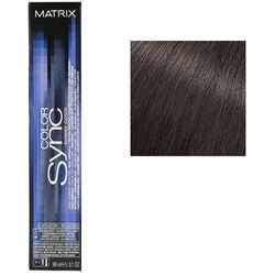 Color Sync Power Cools Крем-краска для волос 5AA, светлый шатен глубокий пепельный, 90 мл