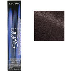 Color Sync Power Cools Крем-краска для волос 5VA, светлый шатен перламутрово-пепельный, 90 мл