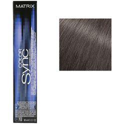 Color Sync Power Cools Крем-краска для волос 7AA, средний блондин глубокий пепельный, 90 мл