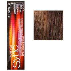Color Sync Крем-краска для волос 7M, блондин мокка, 90 мл