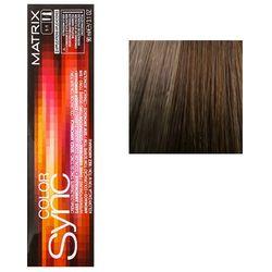 Color Sync Крем-краска для волос 8A, светлый блондин пепельный, 90 мл