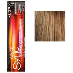 Color Sync Крем-краска для волос 9MM, очень светлый блондин мокка мокка, 90 мл