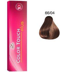 Color Touch Plus Тонирование с формулой Trispectra 66/04 коньяк