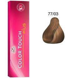 Color Touch Plus Тонирование с формулой Trispectra 77/03 карри