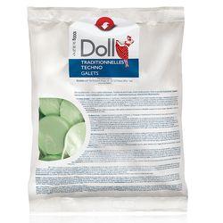 Горячий воск в дисках Зеленый Чай, 1000 г