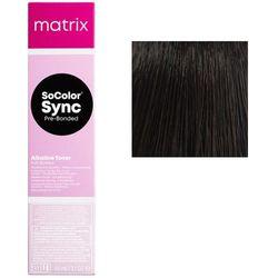 SoColor Sync Pre-Bonded Крем-краска 3N темный шатен, 90 мл