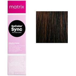 SoColor Sync Pre-Bonded Крем-краска 3WN теплый натуральный темный шатен, 90 мл